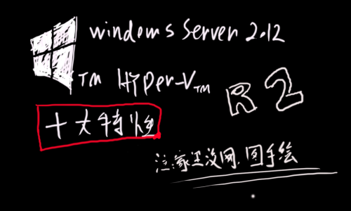 Hyper-V 2012 R2新特性讲解视频课程