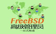 FreeBSD高级管理员一站式精通视频课程专题