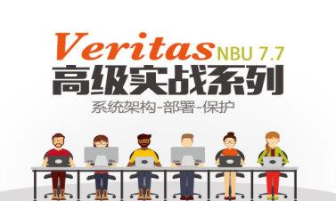 Veritas NBU 7.7高级实战系列视频课程一系统架构、部署与保护