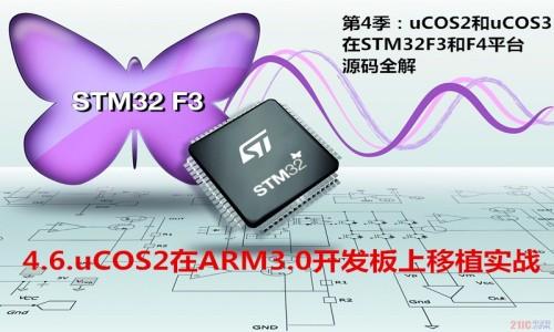 uCOS2在ARM3.0开发板上移植实战-第4季第6部分视频教程