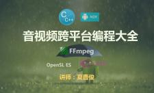 FFmpeg音视频编程大全