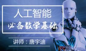 人工智能-必备数学基础视频课程