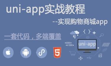 uni-app商业级应用实战一套代码8端程序-小程序/前端/安卓/iOS/H5