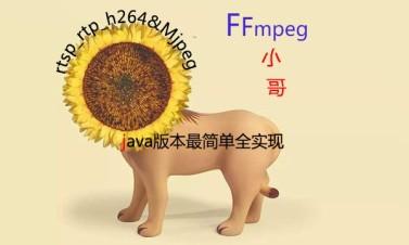rtsp_rtp_h264&Mjpeg—java版本最简单全实现