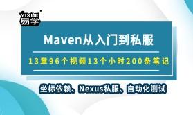 【笔记式】Java进阶Spring架构必备之Maven从入门到进阶大合集详细讲解(含200条笔记
