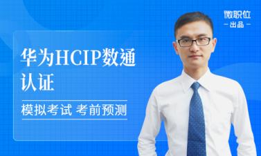 华为HCIP数通认证VIP辅导班