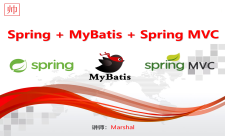 Spring + Spring MVC + MyBatis