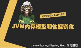 深入理解JVM内存模型/调优实战