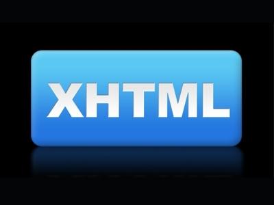 XHTML+CSS2+JS整站制作视频课程